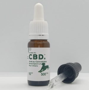 CBD CHIEN (FULL SPECTRUM) 5 %